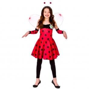 Lovely Ladybug/Ladybird - Kids Costume