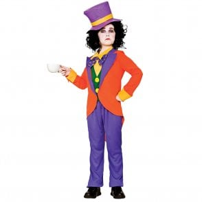 Mad Hatter - Kids Costume