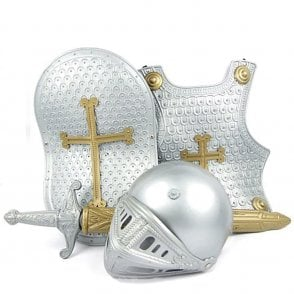 Crusader Knight Play Set - Kids Accessory