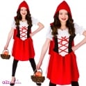 RED RIDING HOOD Little Red Riding Hood - Kids Costume