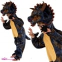 NATURAL HISTORY MUSEUM Triceratops ~ Natural History Museum Licensed - Kids Costume