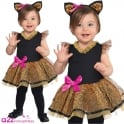 Cutie Cat - Toddler Costume