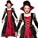 Deluxe Princess Vampira - Kids Costume