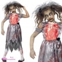 Zombie Bride - Kids Costume