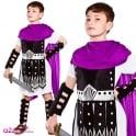 Roman Warrior - Kids Costume Set (Costume, Sword)