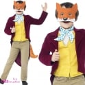 ROALD DAHL ~ Fantastic Mr Fox - Kids Costume