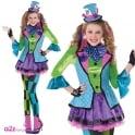 Sassy Mad Hatter - Teen Costume