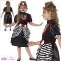 Sugar Skull - Kids Costume