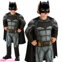 Batman Deluxe *2018 JUSTICE LEAGUE* - Kids Costume