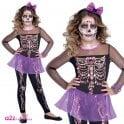 Bling Bones Cutie - Kids Costume