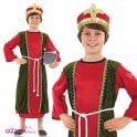 Deluxe Red King or Wise Man - Kids Costume