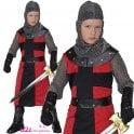 Dark Age Knight - Kids Costume