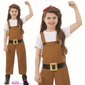 Land Girl - Kids Costume