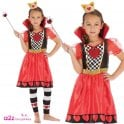 Queen of Hearts - Kids Costume