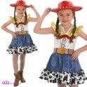 TOY STORY  (DISNEY PIXAR) ~ Jessie Dress - Kids Costume