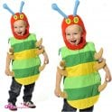 Cute Caterpillar Tabard - Kids Costume