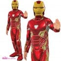 ~ Iron Man Classic - 2019 AVENGERS - Kids Costume