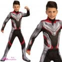 ~ Team Suit -  2019 AVENGERS ENDGAME - Kids Costume