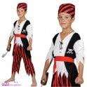 Shipwreck Pirate - Kids Costume