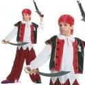 Treasure Island Pirate - Kids Costume