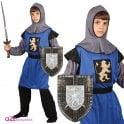 Medieval Knight - Kids Costume