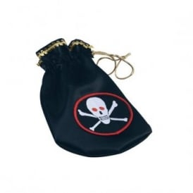 Pirate Deluxe Coin Pouch - Accessory