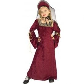 Lady Of The Palace - Kids Costume