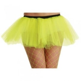 Yellow Tutu - Kids Accessory