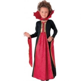 Gothic Vampiress - Kids Costume