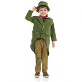 Dickensian Boy - Kids Costume