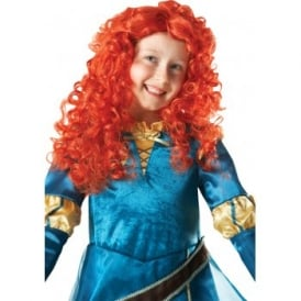 ~ Merida Wig - Kids Accessory