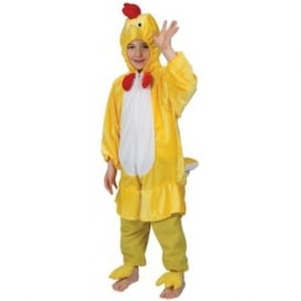 Yellow Chick - Kids Costume