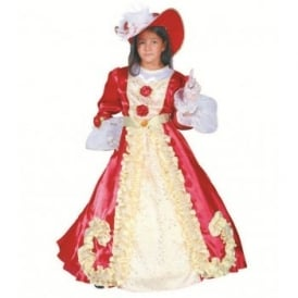 Noble Lady - Kids Costume
