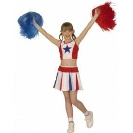 Cheerleader - Kids Costume