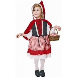 Lil' Red Riding Hood - Kids Costume