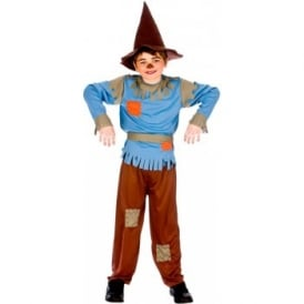 Scarecrow Boy - Kids Costume