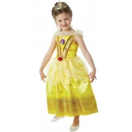 ~ Belle (Glitter) - Kids Costume