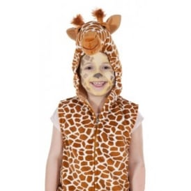 Giraffe Zip Top - Kids Accessory