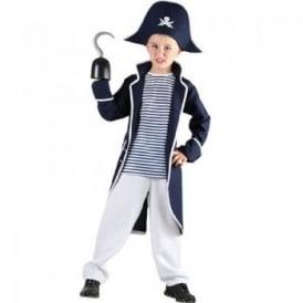 Pirate Captain - Kids Costume