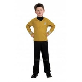 ~ Captain Kirk - Kids Costume