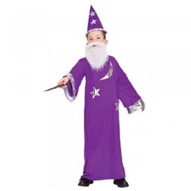 Wizard - Kids Costume
