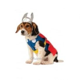 Thor Dog Costume - Pet Accessory