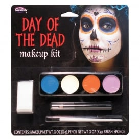 Day of the Dead Makeup Kit (Ghost Girl) - Costume Accessory