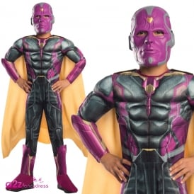 ~ Vision Deluxe - Kids Costume