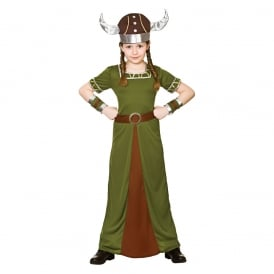 Viking Princess - Kids Costume