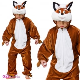 Fantastic Fox - Kids Costume