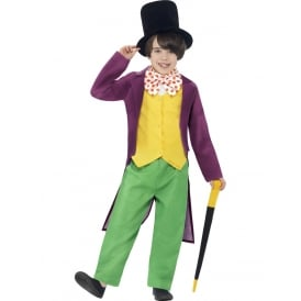 ~ Willy Wonka - Kids Costume