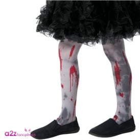 Zombie Dirt Tights - Kids Accessory