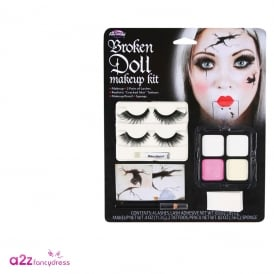 Broken Doll Make-Up Kit - Accessory