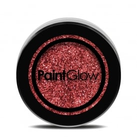 Red Loose Glitter - Make-up Accessory